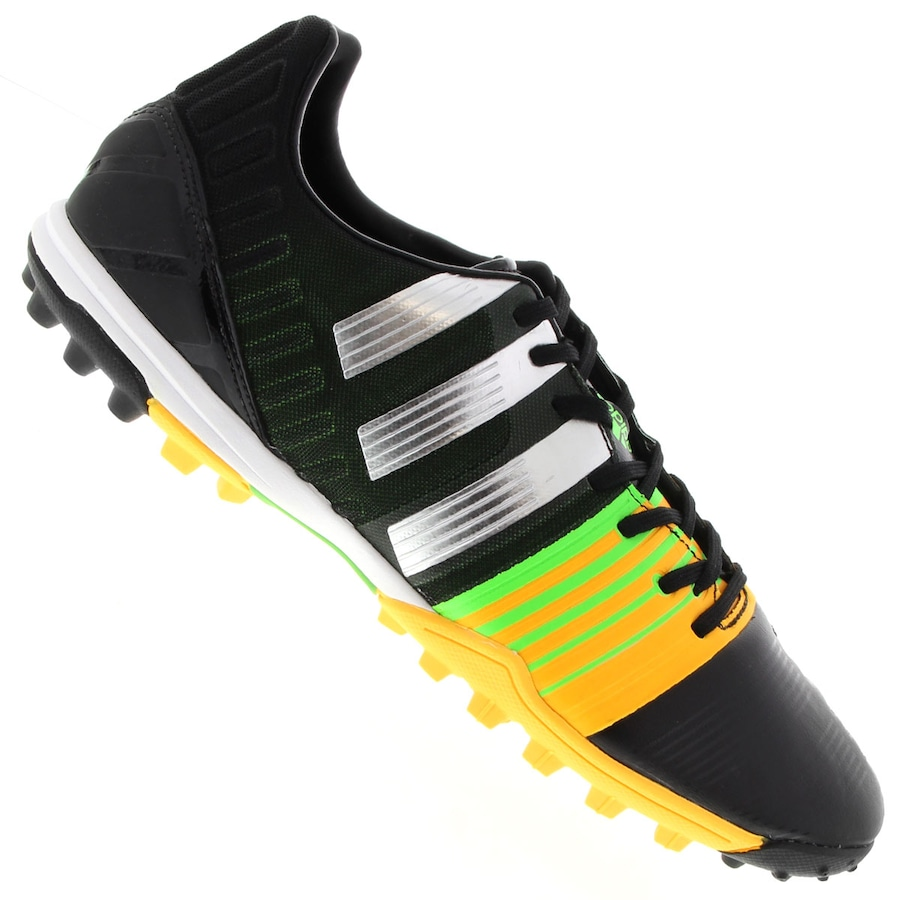 fa2446af30 Chuteira Society Adidas Nitrocharge 2.0 TF - Adulto