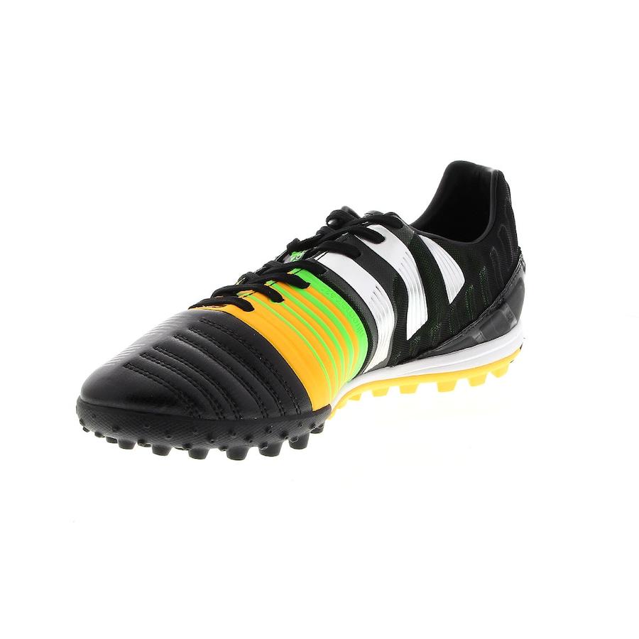 Chuteira Society Adidas Nitrocharge 2.0 TF - Adulto c5c9a2b2c1d24