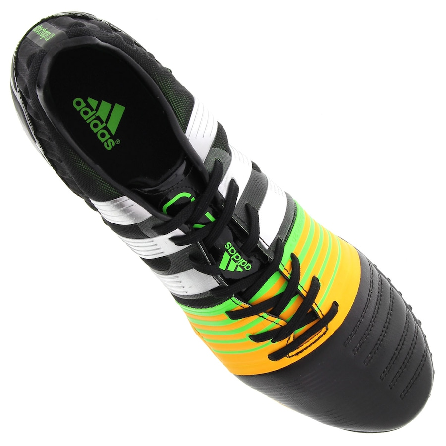 Chuteira Society Adidas Nitrocharge 2.0 TF - Adulto ed476850c3b4a