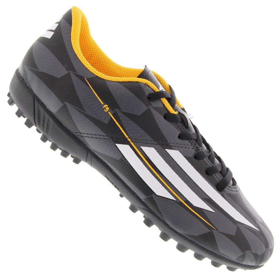 4a17087595 Chuteira Society Adidas F5 TF