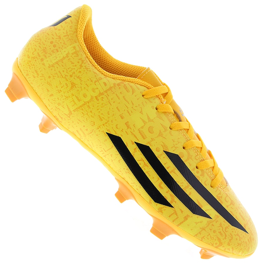 1c0be11d9f302 Chuteira do Messi de Campo Adidas F5 FG AFA
