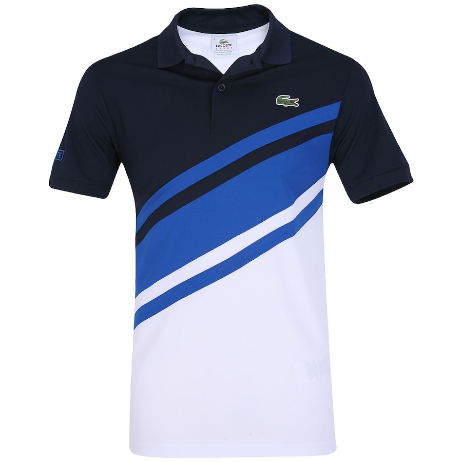 6db2cd8cf3293 Camisa Polo Lacoste