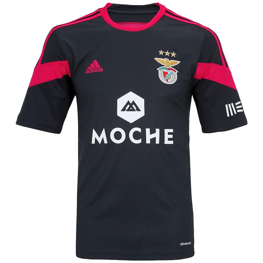 Camisa Adidas Benfica II 2014 s n° b53f5e0fba134