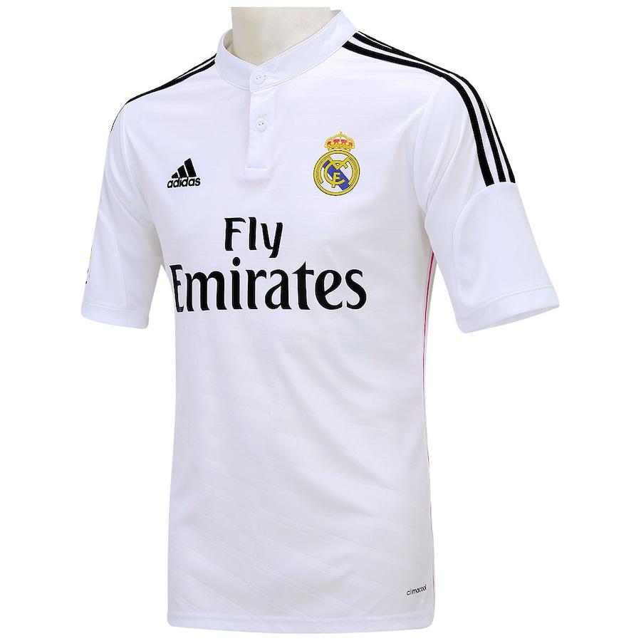 23e7ace49d Camisa Adidas Real Madrid I 2014-2015 s nº
