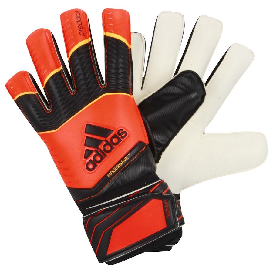 Luvas de Goleiro Adidas Predator FS Adulto 439876189543a