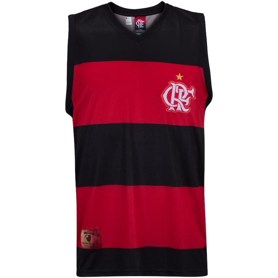 5e4418fcb9 Camiseta Regata do Flamengo Hoop – Masculina