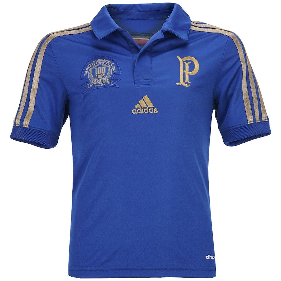 Camisa Adidas Palmeiras 1914 Infantil b41e84646f053