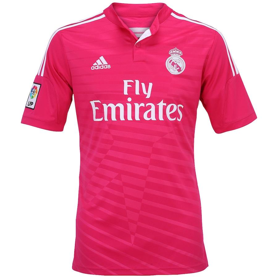 36ad60e79 Camisa adidas Real Madrid II 2014-2015 s nº