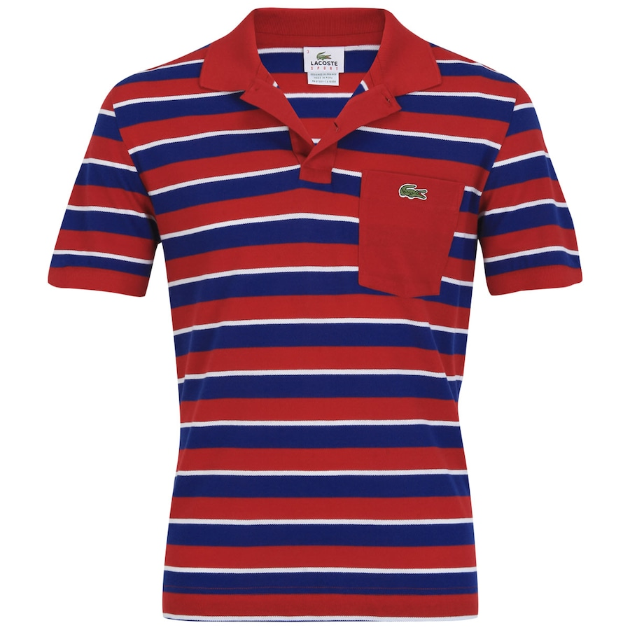 Camisa Polo Lacoste Slim Fit PH3334 6361709bc2