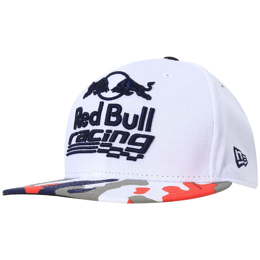 Boné Red Bull Sc Camuflado - Adulto d774826c3e3