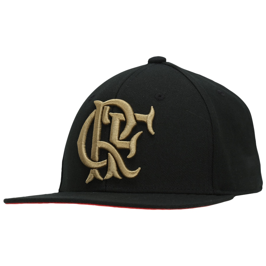 Boné Aba Reta adidas Hino Flamengo - Adulto e4910e6e21368