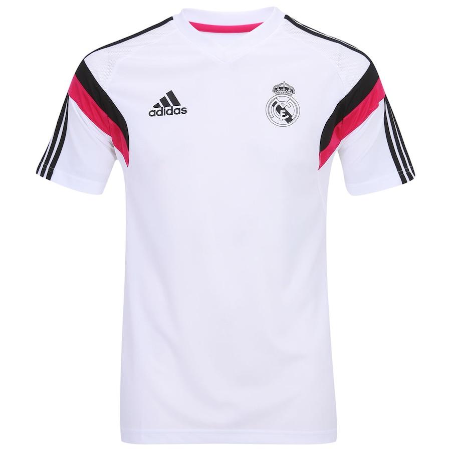 c12e06c5f07e5 Camisa de Treino Adidas Real Madrid I 2014-2015
