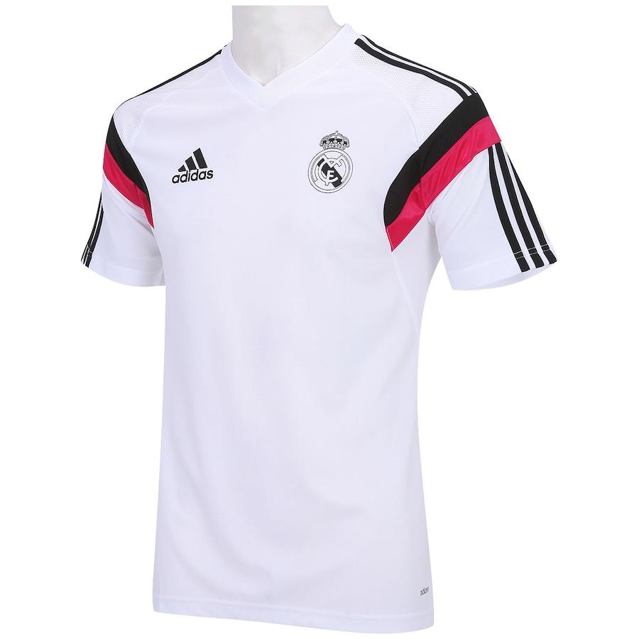 ... Camisa de Treino Adidas Real Madrid I 2014-2015 db163279431297 ... 4af9a9031bf4c