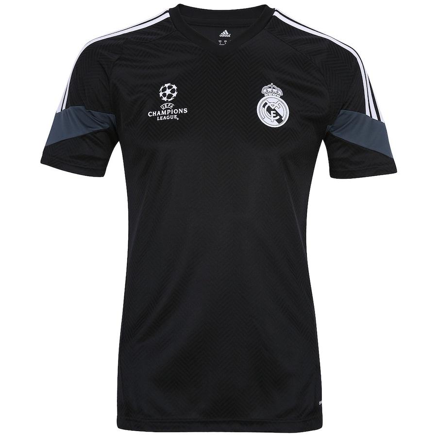 7cf47f088ac02 Camisa de Treino Adidas Real Madrid 2014-2015