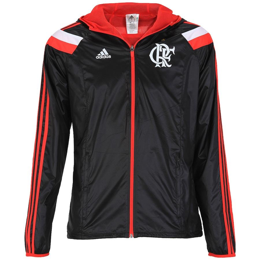 Jaqueta Adidas Flamengo Hino 2014 18c67016ad23c