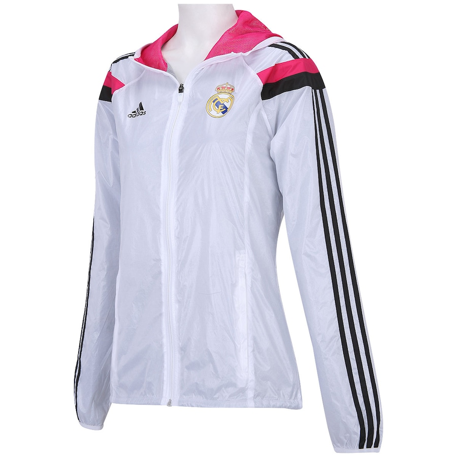 ... Jaqueta adidas Hino Real Madrid – Masculina ... 9f1eef392d5d6