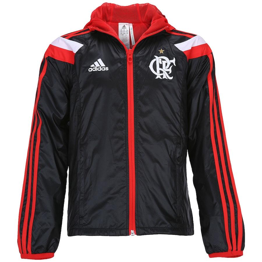 e1e686974cb23 Jaqueta Adidas Hino Flamengo I Infantil