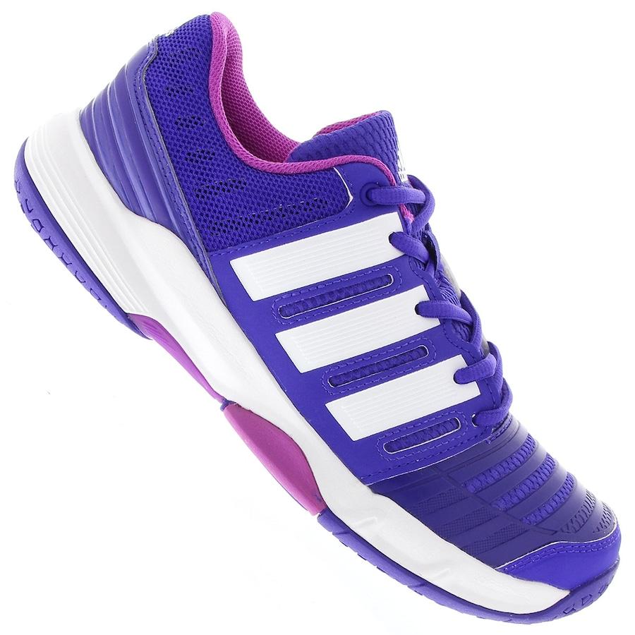 bbcfd4e03c3 Tênis Adidas Court Stabil 11 - Feminino