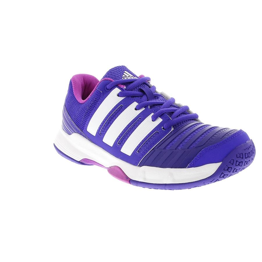 tenis adidas court stabil feminino
