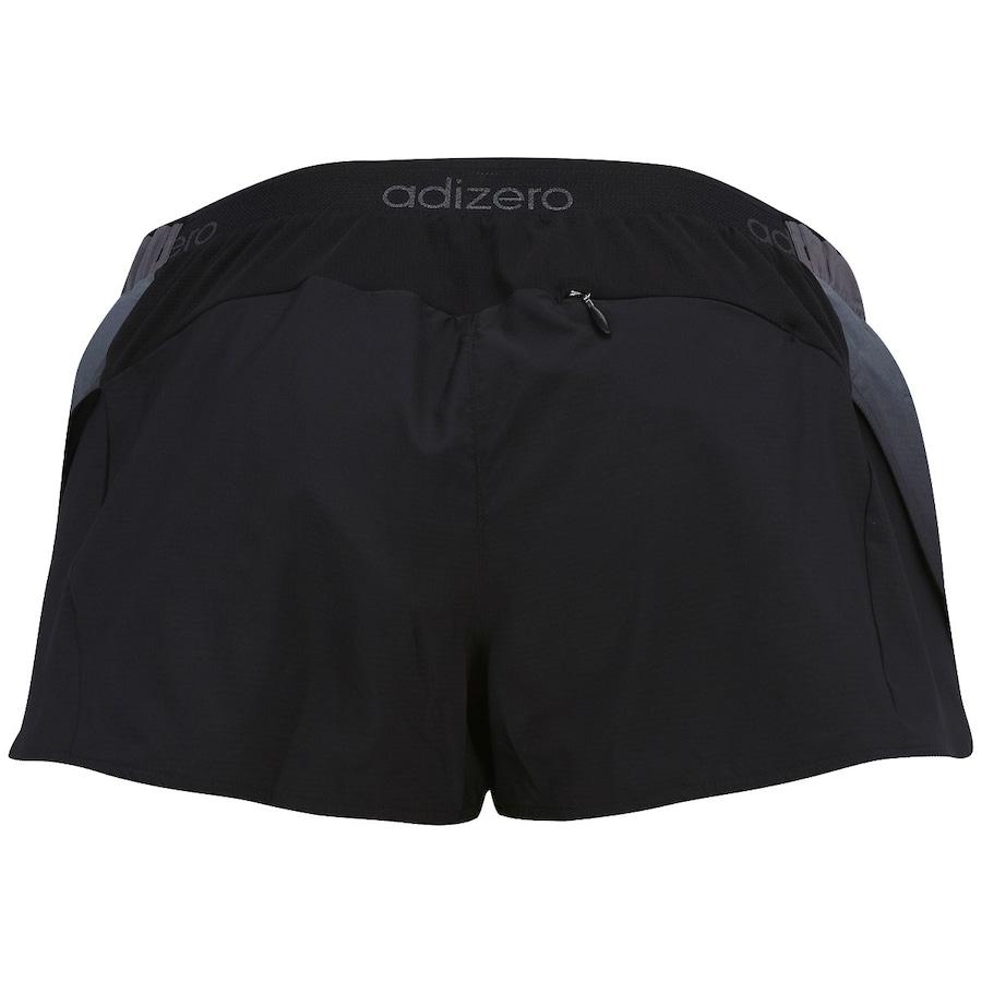 7f1de0b3fc Short Adidas Split Adizero - Feminino