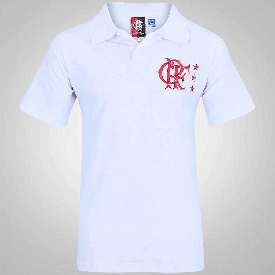 a42678fdd8 Camisa Polo Braziline Flamengo Summer ADT - Masculina