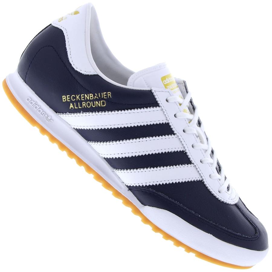 e85260eab Tenis adidas Originals Beckenbauer - Masculino