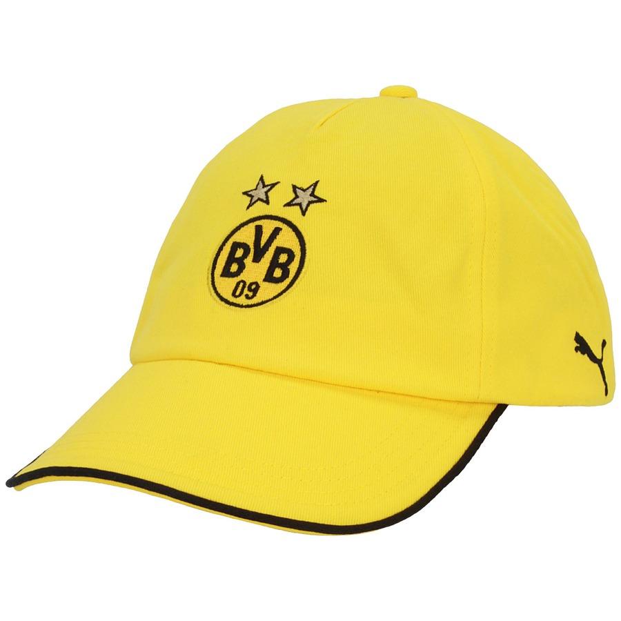 Boné Puma Borussia Dortmund Aba Curva Training - 27e87dcc22a