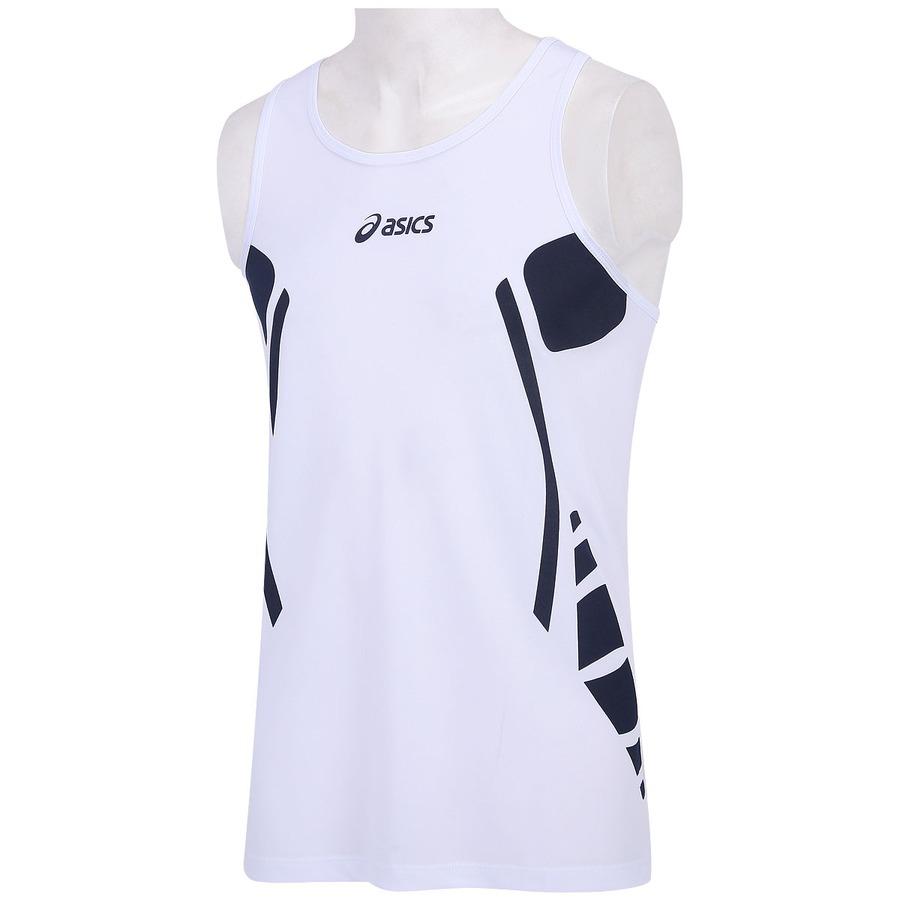 Camiseta Regata Asics Singlet - Masculina 10623630857af