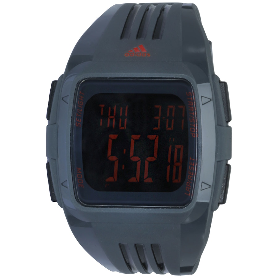 99b9d2e47ee Relógio Digital adidas Duramo 50mm ADP - Masculino