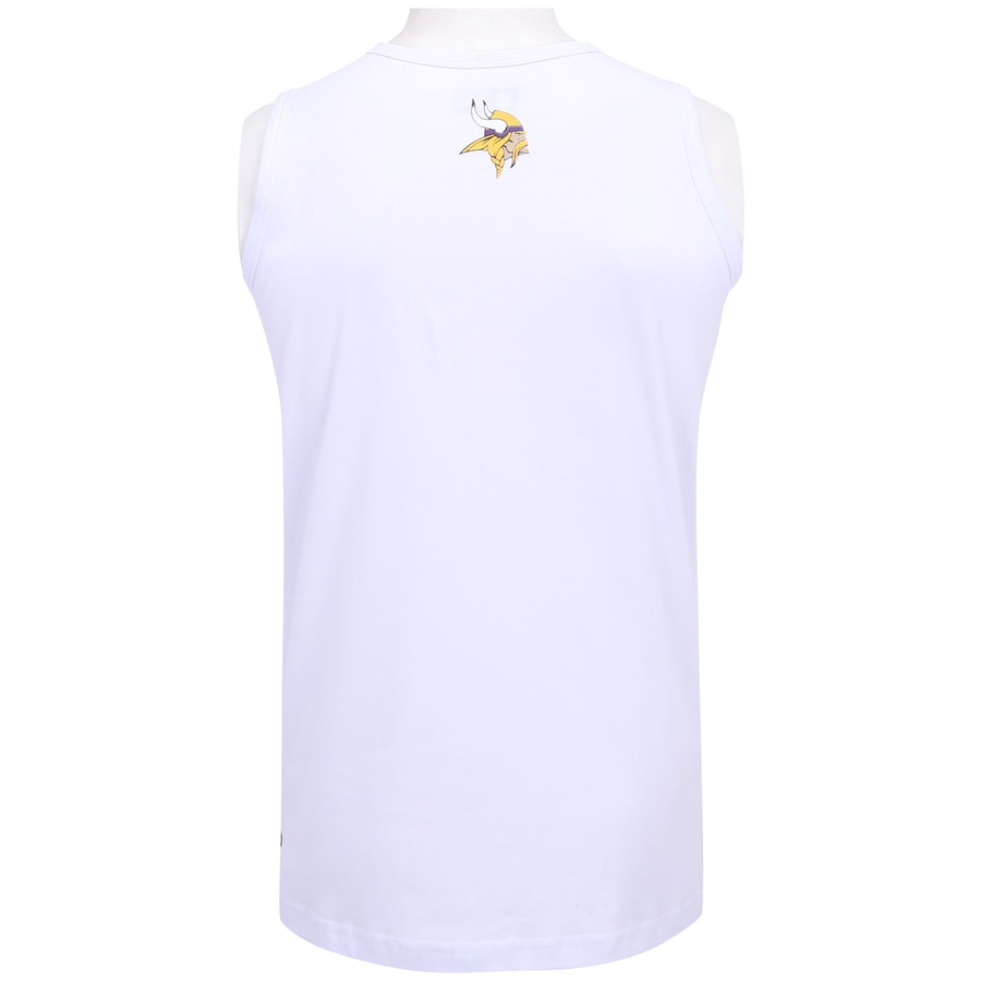 76285ae98d221 ... Camiseta Regata New Era Triangle Minnesota Vikings - Masculina ...