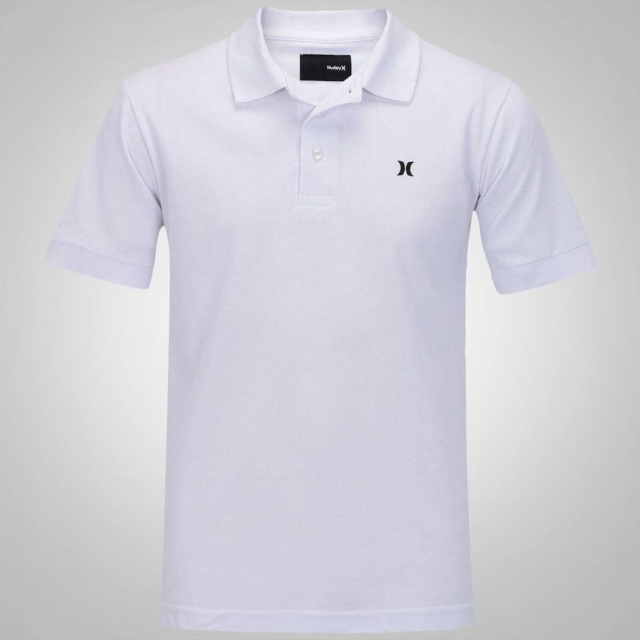 Camisa Polo Hurley Block Party - Masculina 29f2f87bc35