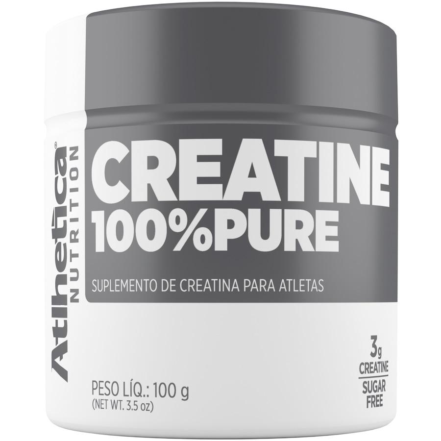 65f1c60cc Creatina Atlhetica 100% Pure - 100g
