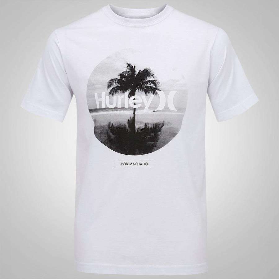 78c1b6b80 Camiseta Hurley Rob Machado Coqueiro - Masculina