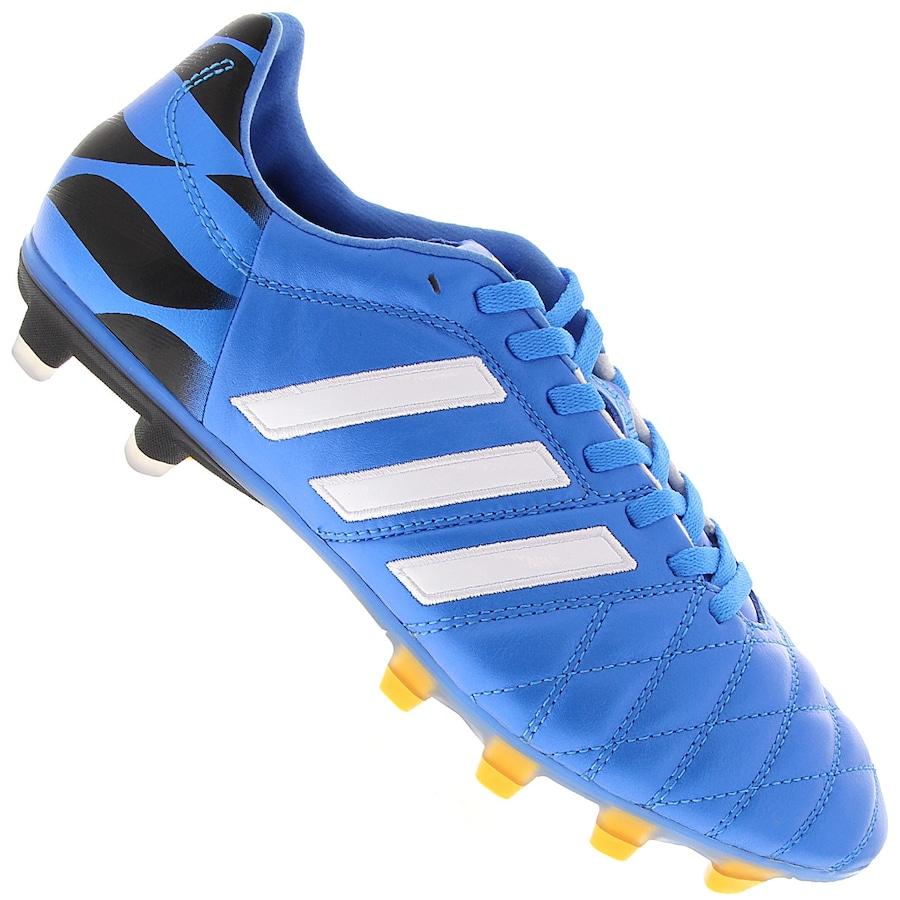 d085efec8808d Chuteira de Campo Adidas 11Pro FG Leather