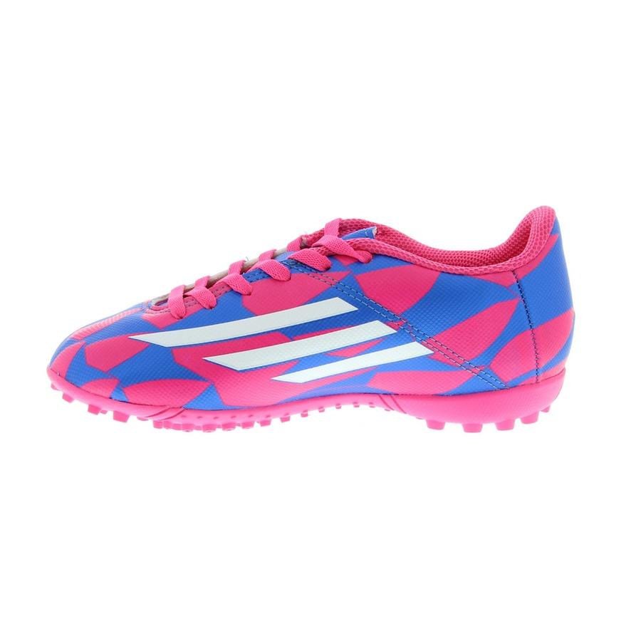 9abbcf6927 Chuteira Society Adidas F5 TF – Infantil