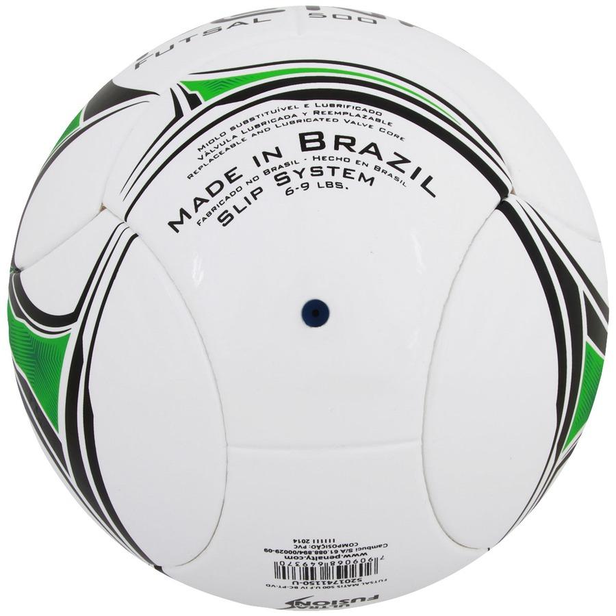 Bola de Futsal Penalty Matís 500 Ultra Fusion IV 7e91bf6c4f40a