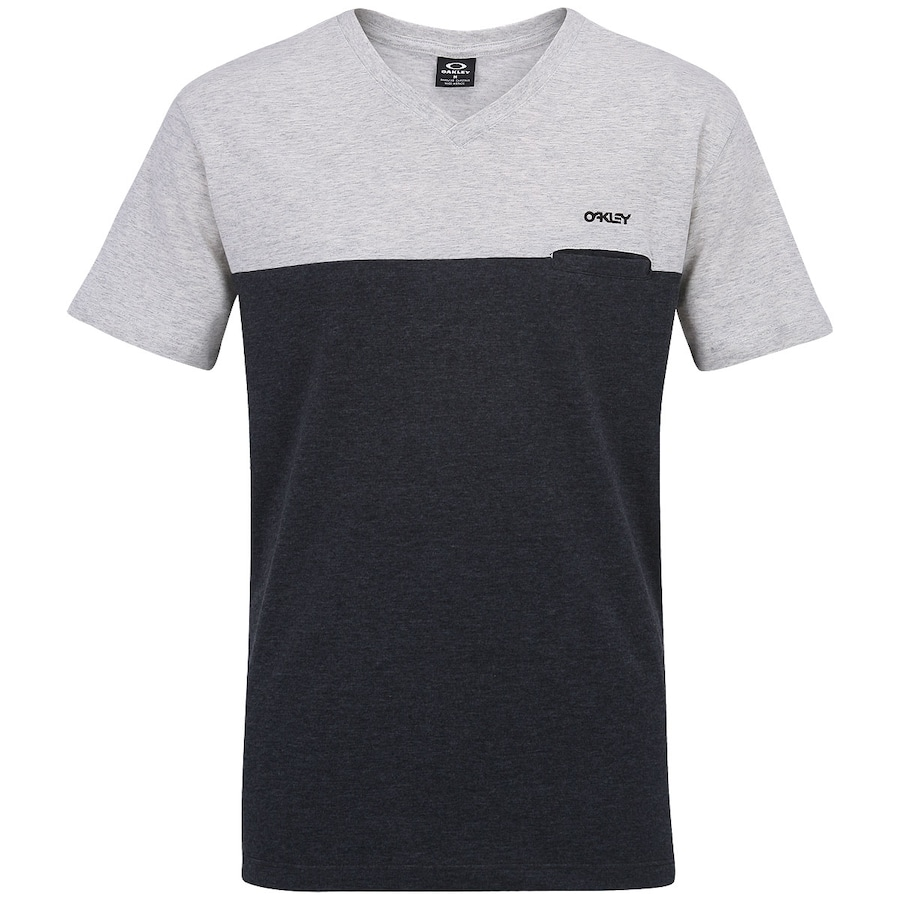 ddad5ea5aa Camiseta Oakley Double Shock - Masculina
