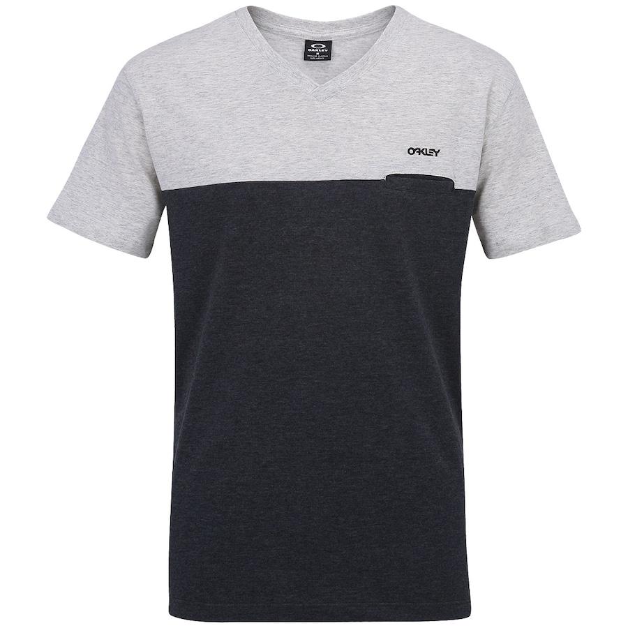 dde2e17ef Camiseta Oakley Double Shock - Masculina