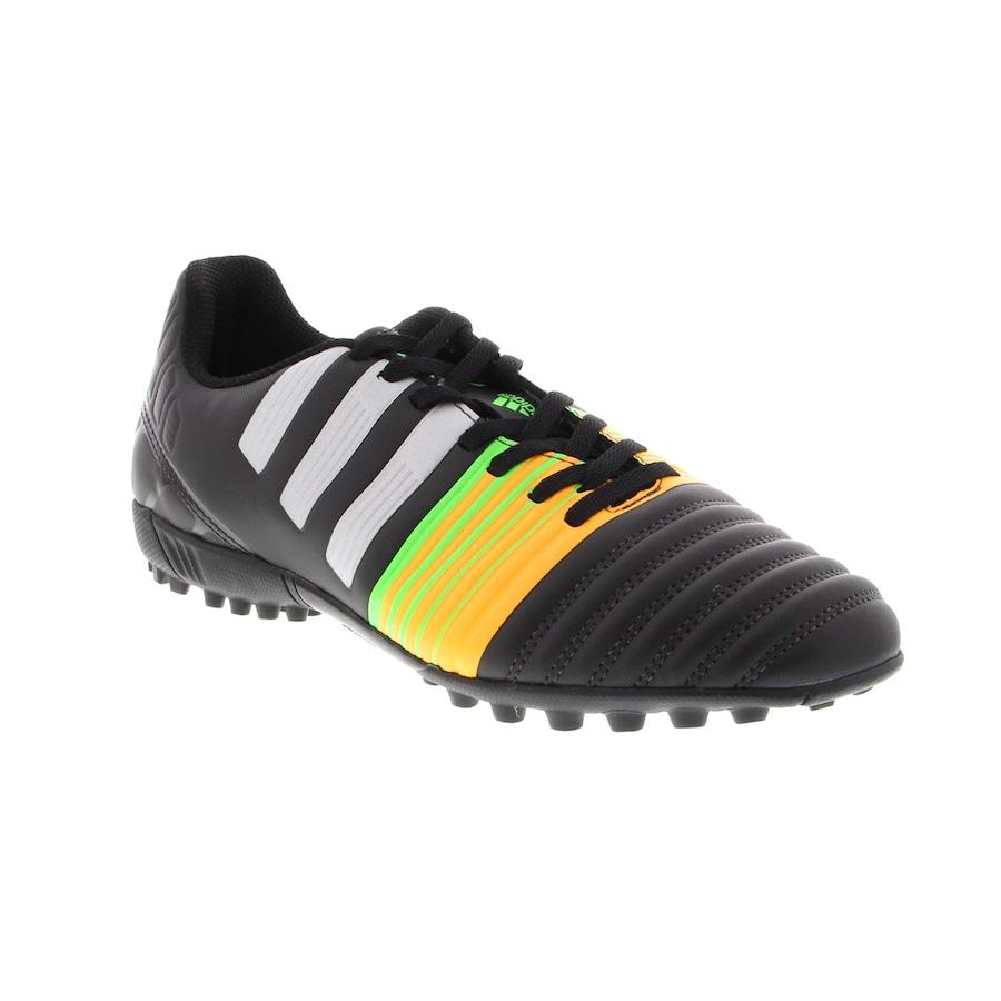 Chuteira Society Adidas Nitrocharge 4.0 TF 469641bdbafd4