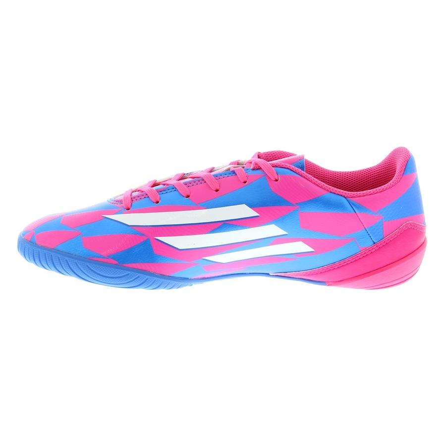Chuteira de Futsal Adidas F10 In 829f8ad1c1b83