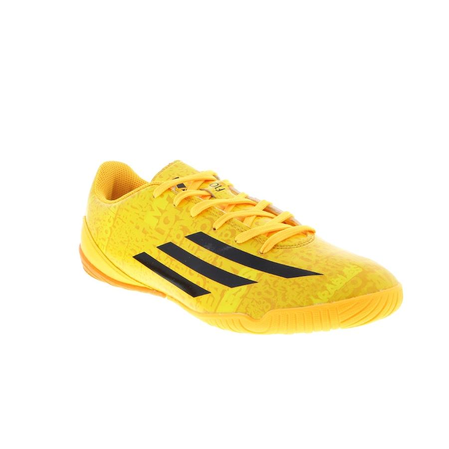 Chuteira do Messi de Futsal Adidas F10 Afa IN 78a47856b12c3