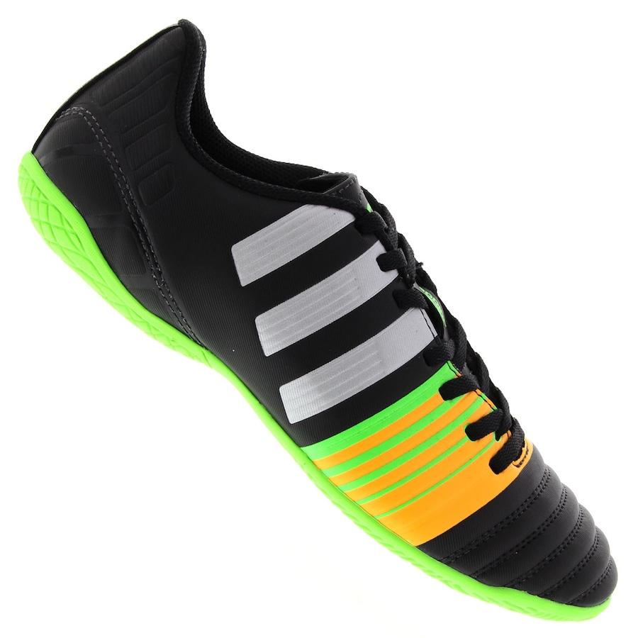 Chuteira Futsal Adidas Nitrocharge 4.0 IN - Centauro.com.br 0cb4af90f0c1b