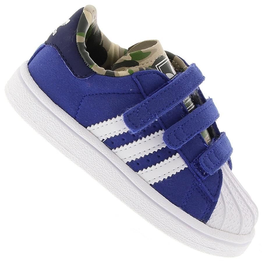 Tênis Adidas Star II CF Infantil 69fc9c9aa88ff