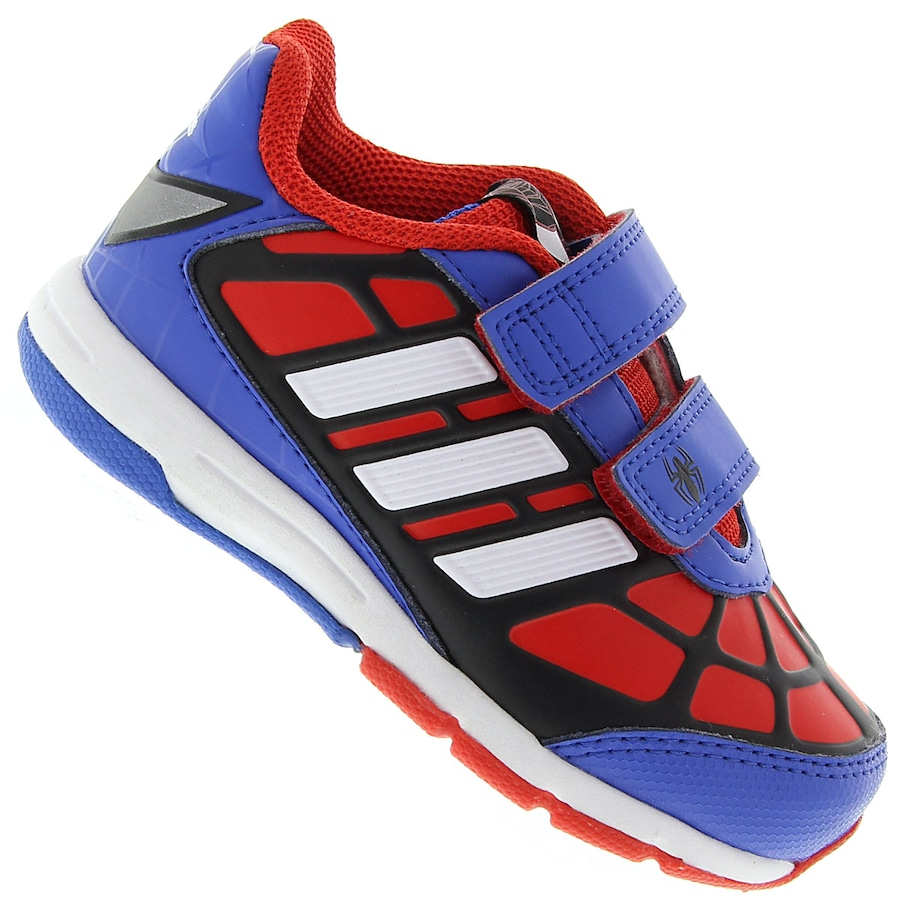 868fee926b1 Tênis Adidas Disney Spiderman CF Infantil