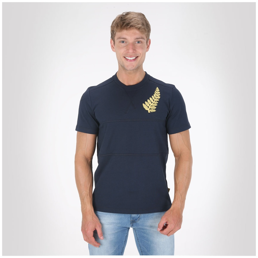 63bbef889f Camiseta Adidas All Blacks Legacy Masculina