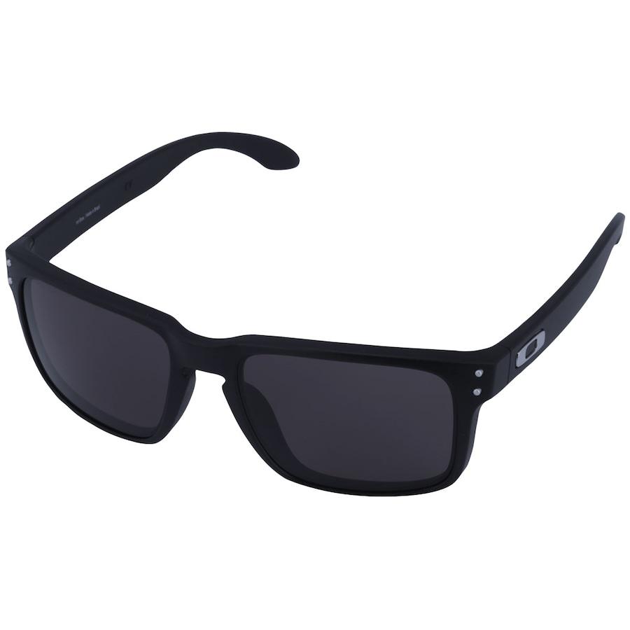 5818b27869e71 Óculos de Sol Oakley Holbrook OO9102 - Unissex