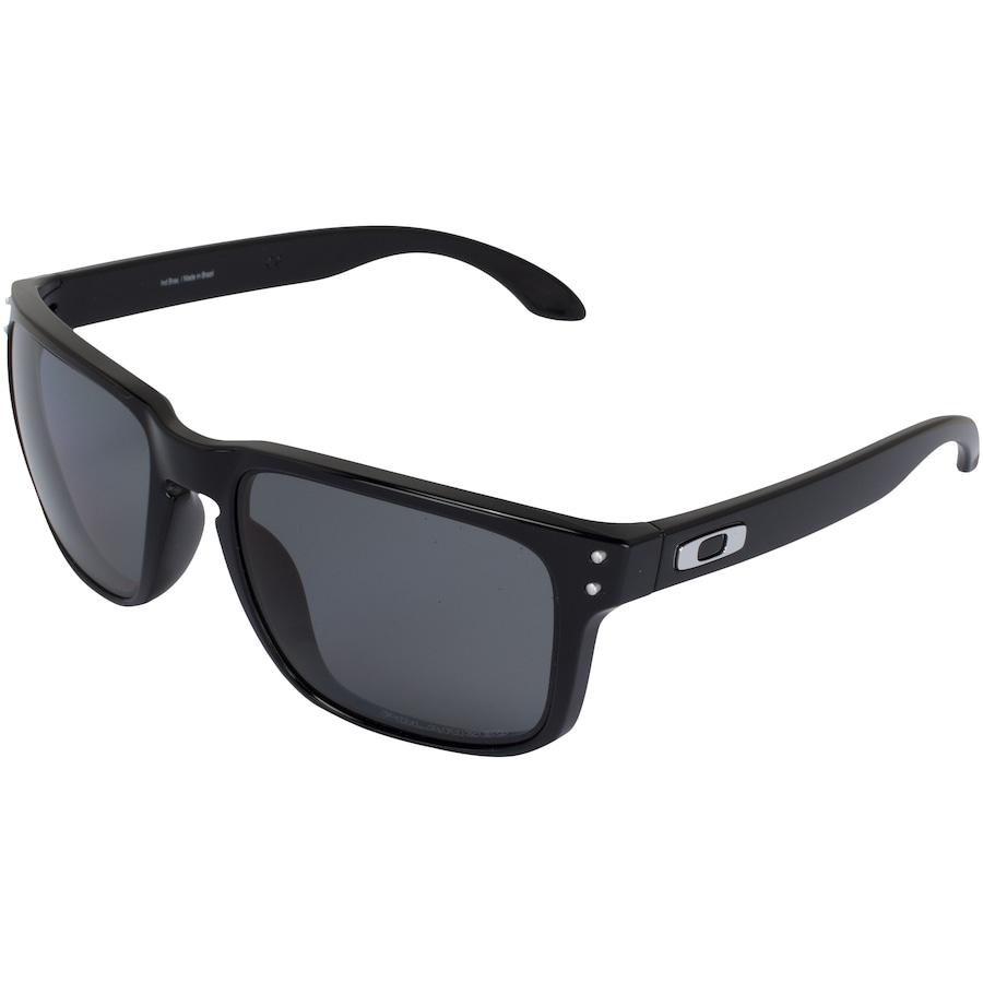 d5ee44fe8bd16 Óculos de Sol Oakley Holbrook Polarizado - Unissex