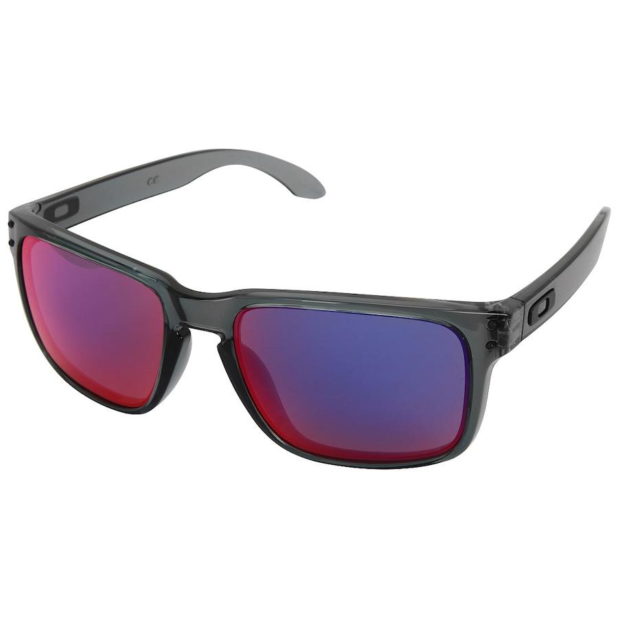 fa2dcc6c8b794 Óculos de Sol Oakley Holbrook Iridium Unissex