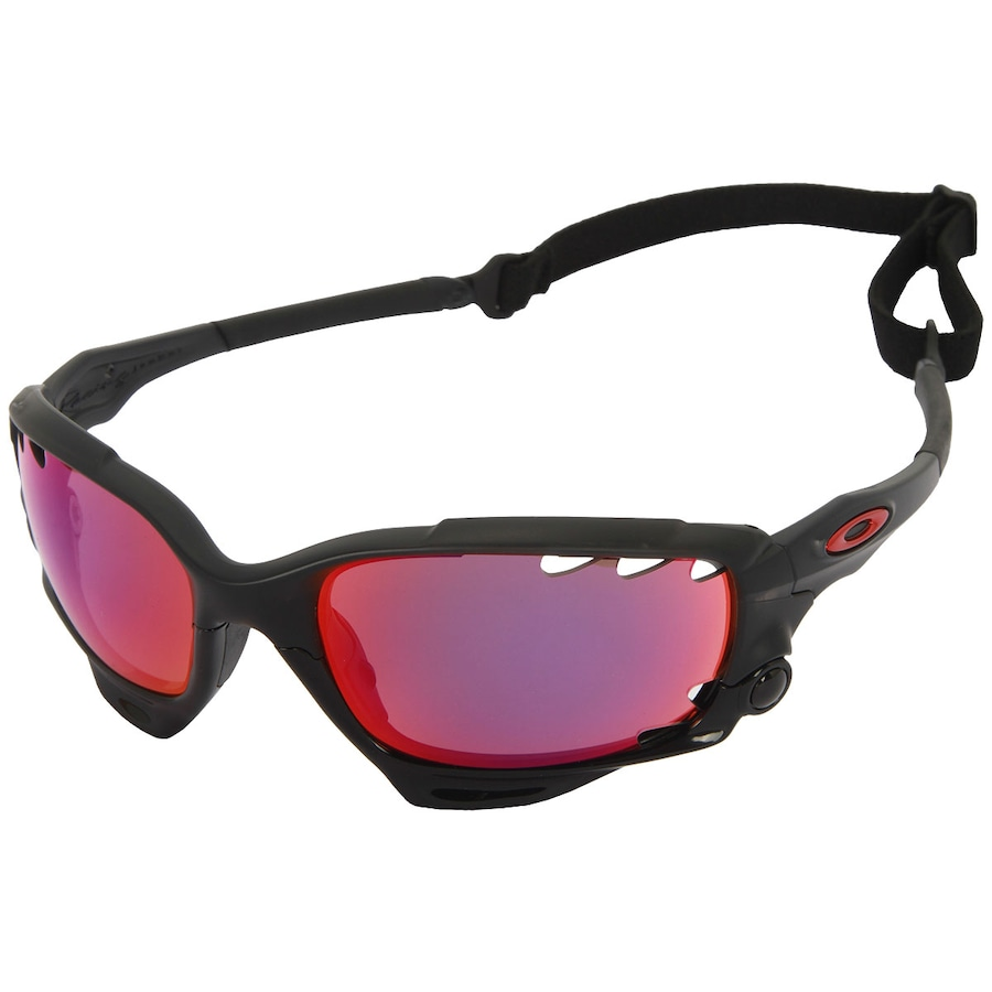 Óculos de Sol Oakley Racing Jacket Iridium - Unissex f8dd360311