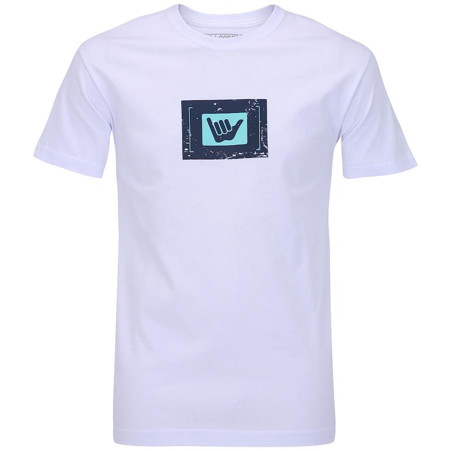 Camiseta Hang Loose Authentic - Masculina 929e1f318182c